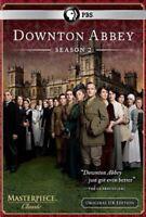 Masterpiece Classic: Downton Abbey Season 2 (Original U.K. Edition) - DVD