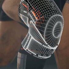 Knee Sports Support Breathable Sleeve Compression Knee Brace For Running Jogging