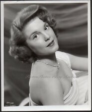 busty actress KAREN SHARPE Stanley Kramer wife VINTAGE PHOTO stamped BERT SIX