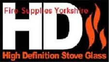 High Defintion Stove Glass Aga/Coalbrookdale Little Wenlock MK3 G238188