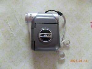 Aiptek Pocket DV T 250 LE digitaler Camcorder (SD/MMC-Card, 5 Megapixel, 4-fach