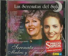 Serenatas Para Los Madres Y Abuelas Las Serenatas Del Siglo  Latin Music CD New