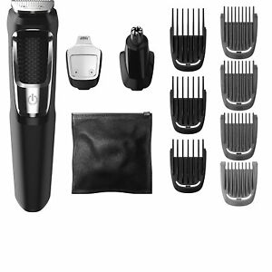 Philips Norelco MG3750 Multigroom All-In-One Series 3000 13 attachment trimmer