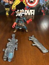 Marvel Legends Guardians of the Galaxy Rocket Raccoon gun Entertainment earth
