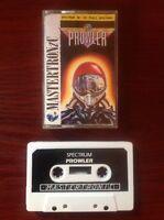 Prowler. sinclair zx spectrum. retro. vintage