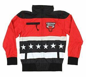 Zipway NBA Youth Chicago Bulls Stars And Stripes Full Zip Track Jacket