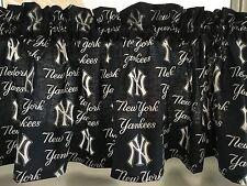 NEW MLB NY NEW YORK YANKEES Baseball Sports Valance Curtain