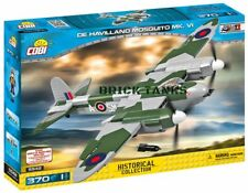 De Havilland Mosquito MK.VI - COBI 5542 - 370 brick fighter-bomb
