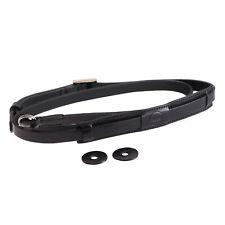 Leica Vintage Leather Neck Strap Black