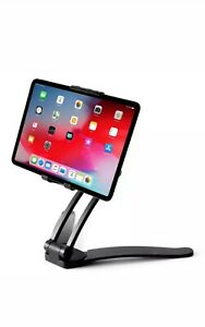 Ipad Stand Holder Kitchen 2 in 1 Wall Mount or Surface Stand Universal Tablets