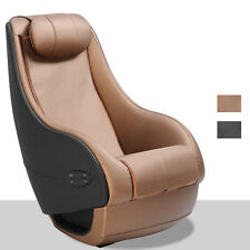 OTO Full Body Massage Chair Deluxe PU Curved Recliner Video Gaming Shiatsu