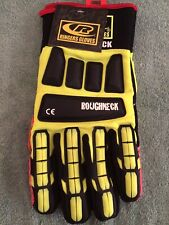 Ringers R 249 Roughneck Impact Resistant Heavy Duty Work Gloves Small