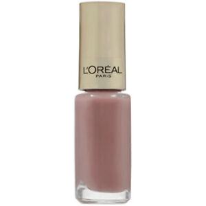Vernis Ongles Color Riche L'oreal Paris Rose Bagatelle Cosmetique Neuf Pink
