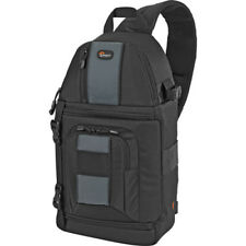NEW LOWEPRO SLINGSHOT 202 AW CAMERA BAG FITS D-SLR CAMERA 4-5 LENS KIT PADDED