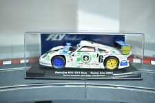 88222 Fly Car Model 1/32 Slot Car Porsche 911 Ft1 Evo Grand Am Jeannette-Petty