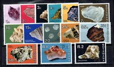 More details for botswana 1976 minerals new currency mnh set sg#367-380 ws17256