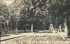 Torrington CT Migeon Ave c1905 Postcard