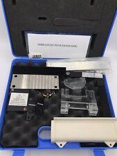 Gendex Orthoralix Zubehörkoffer mit Prüfkörperhalterung Kupferfilter gebraucht