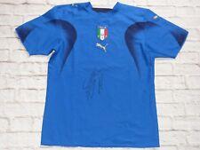 Maillot signé ITALIE signed STEPHAN EL SHAARAWY ultras foot ITALIA calcio maglia