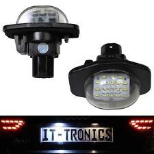 Kennzeichenbeleuchtung LED passend für Toyota Auris, Corolla, Scion