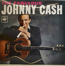 "JOHNNY CASH - LE FABULEUX - CBS 62042 12"" LP (X 237)"