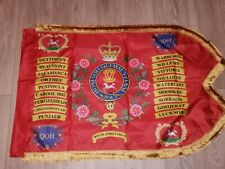 The Queen's Own Hussars Guidon flag.