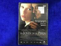 LA JOVEN DE LA PERLA DVD NUEVO NEW SCARLETT JOHANSSON TOM WILKINSON COLIN FIRTH