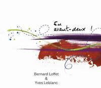 """CD Bernard Loffet - Yves Leblanc """"en avant-deux !""""  danses de Bretagne"""