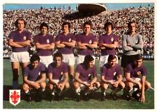 Cartolina Fiorentina - Squadra 1970-71
