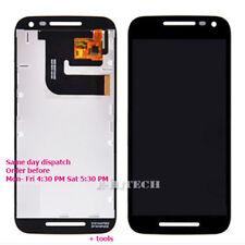 Full LCD Display Touch Screen Digitizer For Motorola Moto G3 G 3rd Gen Black