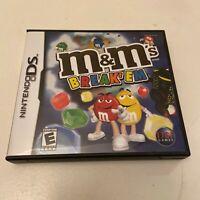 M&M's Break 'Em (Nintendo DS, 2007) - Complete in Box