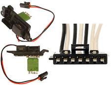 Blower Motor Resistor Kit - Fits Chevrolet / GMC / Oldsmobile / Buick