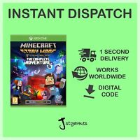 MINECRAFT STORY MODE THE COMPLETE ADVENTURE, DIGITAL DOWNLOAD, XBOX ONE