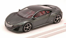 Acura NSX Concept Car 2 Detroit 2013 dark gray metallic 1:43 Model
