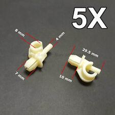 5X Hood Strut Socket, Hood Prop Rod Clips for Seat, Volkswagen, Audi, Skoda