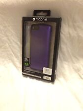 New Authentic Mophie juice pack helium Charging Case for Apple iPhone 5 /5s Purp