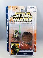 Star Wars Clone Wars Yoda Action Figure