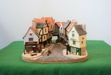 "Lilliput Lane L3113 ""Shopping In The Shambles"" MIB with COA. Edition#0074"