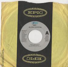 """Gloria Estefan - Reach 7"""" Single 1996"""