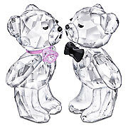Swarovski  Kris Bears  The First Kiss  1114098 New