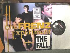 LP THE FALL FRENZ EXPERIMENT RARE 1988 PROMO usa mark e smith brix punk OOP viny