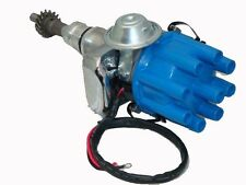 FORD 302 351 CLEVELAND ELECTRONIC DISTRIBUTOR Black Motor Type