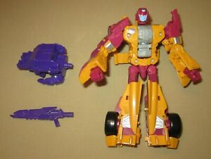 TRANSFORMERS G1 COMBINER WARS ( DECEPTICON -  DRAGSTRIP ) EXCELLENT COND'!!