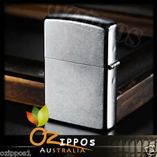 Zippo Lighter Street Chrome 207 Genuine --- Free Shipping in Australia