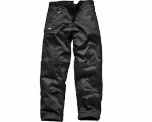 Dickies Redhawk Action Bundhose Arbeitshose Arbeitskleidung Schwarz Grau Blau