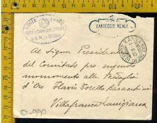 Regno franchigia postale O 990 Reali carteggio reale