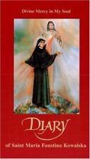 Divine Mercy in My Soul Diary of St. Maria Faustina Kowalska Book NEW Catholic