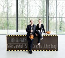 Mike Marshall & Caterina Lichthenberg - Third Journey [New CD]