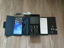Samsung Galaxy S8 Black (Unlocked) - Boxed, Fully Working But Cracked Screen