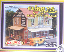 Bar Mills #562 (HO Scale) Curry Mercantile (Kit) Building Kit